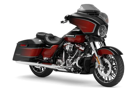 2021 Harley-Davidson CVO™ Street Glide® in Green River, Wyoming - Photo 3