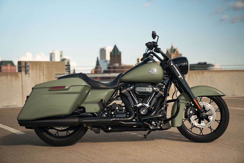 2021 Harley-Davidson Road King® Special in Michigan City, Indiana