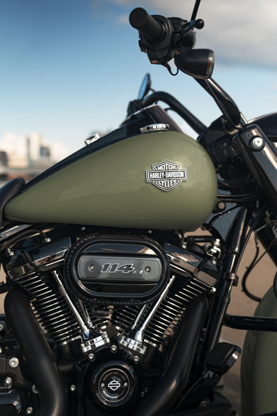 2021 Harley-Davidson Road King® Special in Chippewa Falls, Wisconsin - Photo 11