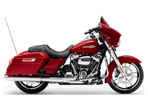 2021 Harley-Davidson Street Glide® in Williamstown, West Virginia - Photo 1