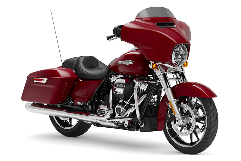 2021 Harley-Davidson Street Glide® in Pittsfield, Massachusetts - Photo 3