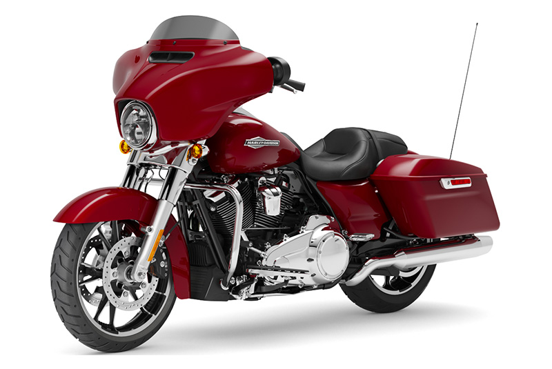 2021 Harley-Davidson Street Glide® in Fredericksburg, Virginia - Photo 4