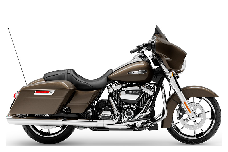 2021 Harley-Davidson Street Glide® in Michigan City, Indiana - Photo 1