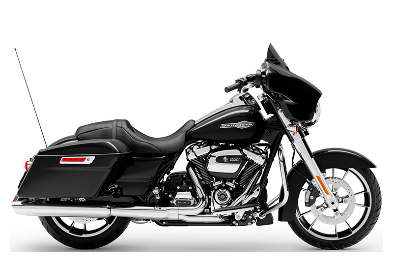 2021 Harley-Davidson Street Glide® in Athens, Ohio - Photo 1