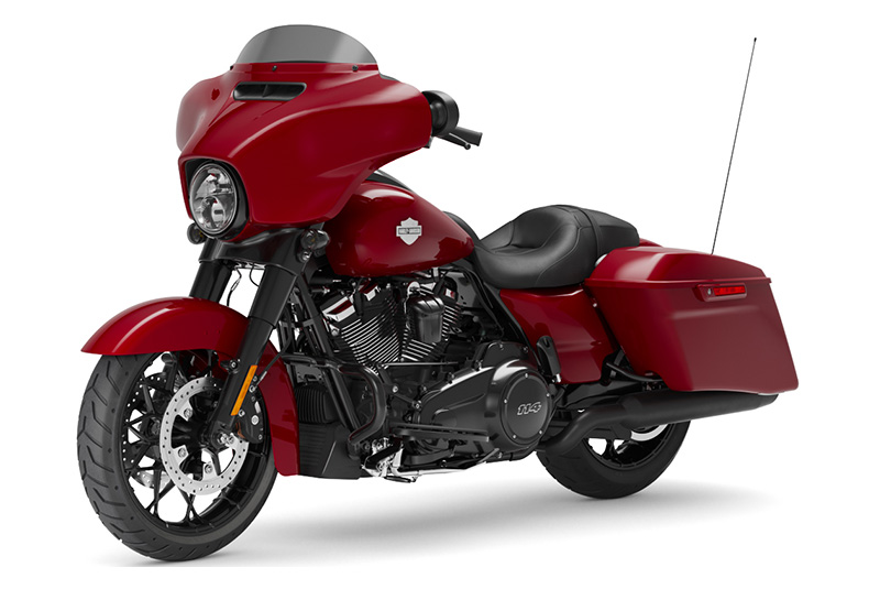 2021 Harley-Davidson Street Glide® Special in Forsyth, Illinois - Photo 4