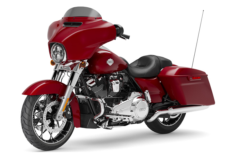 2021 Harley-Davidson Street Glide® Special in Mauston, Wisconsin - Photo 4