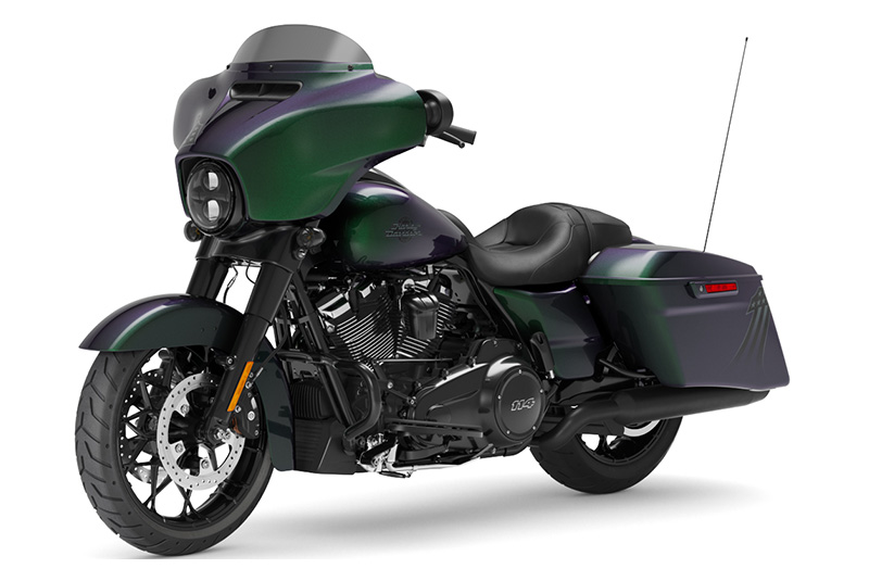 2021 Harley-Davidson Street Glide® Special in Pittsfield, Massachusetts - Photo 4