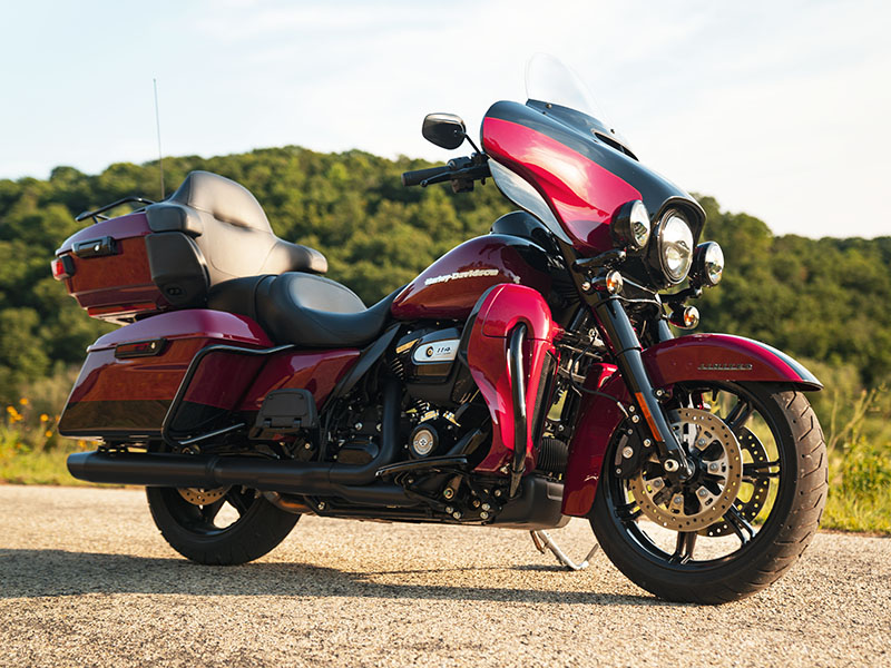 2021 Harley-Davidson Ultra Limited in South Charleston, West Virginia - Photo 6
