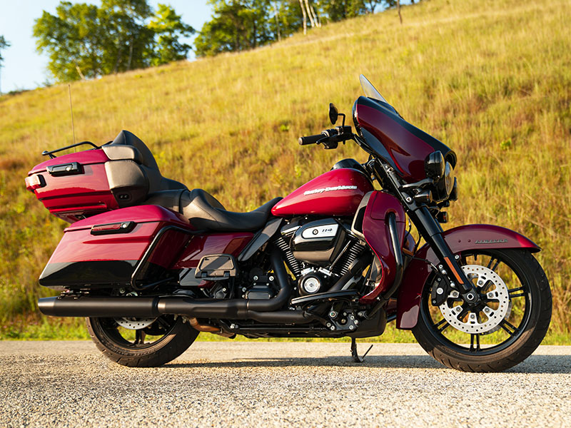 2021 Harley-Davidson Ultra Limited in South Charleston, West Virginia - Photo 7