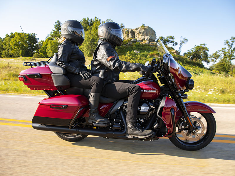 2021 Harley-Davidson Ultra Limited in Hico, West Virginia
