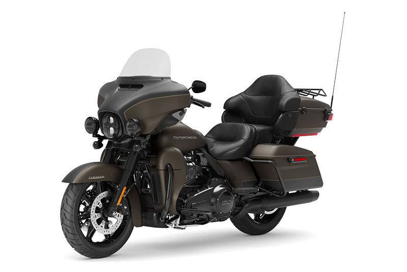 2021 Harley-Davidson Ultra Limited in San Jose, California - Photo 4