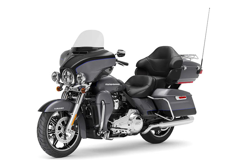 2021 Harley-Davidson Ultra Limited in Cedar Rapids, Iowa - Photo 4
