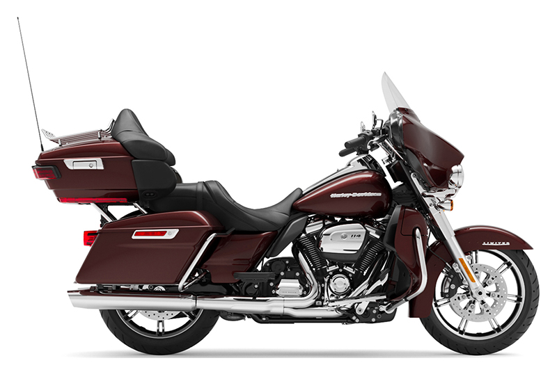 2021 Harley-Davidson Ultra Limited in San Jose, California - Photo 1