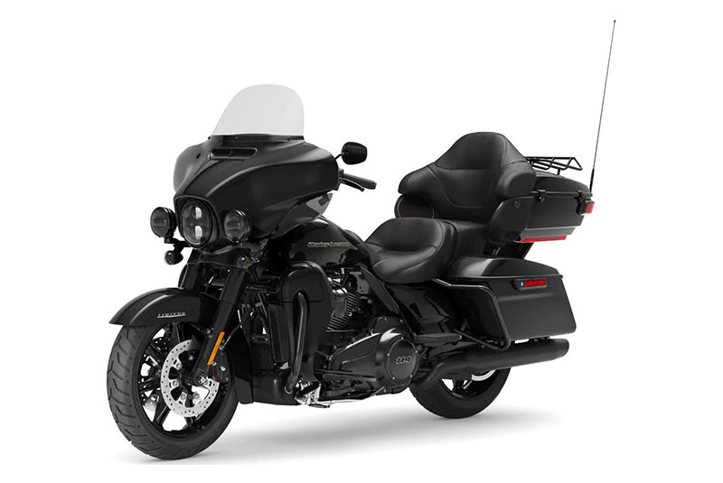 2021 Harley-Davidson Ultra Limited in Osceola, Iowa - Photo 4