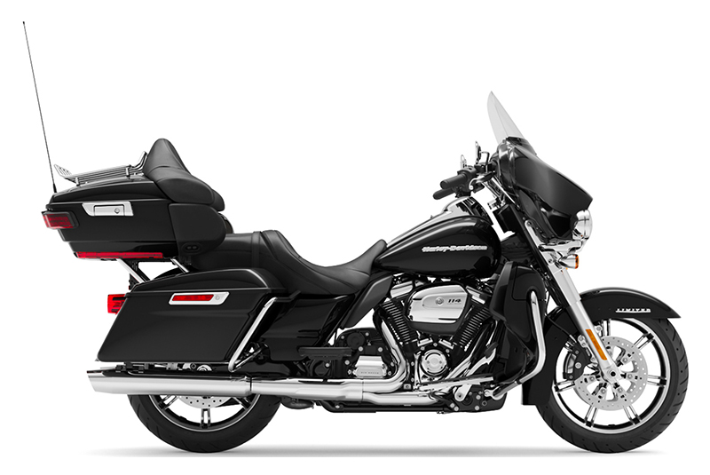 2021 Harley-Davidson Ultra Limited in Livermore, California - Photo 1