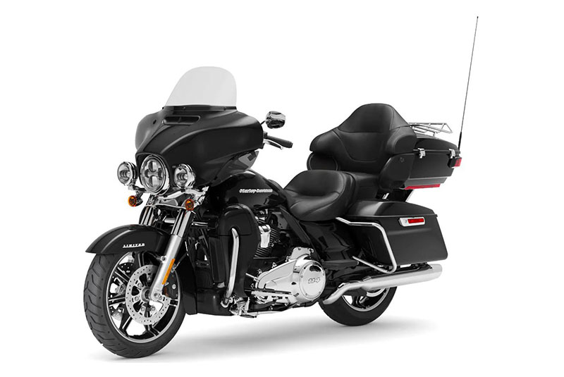 2021 Harley-Davidson Ultra Limited in Houston, Texas - Photo 4