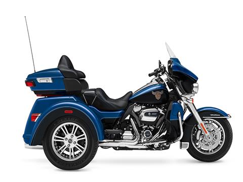 2018 Harley-Davidson 115th Anniversary Tri Glide® Ultra in Erie, Pennsylvania