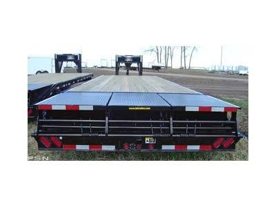 2009 H&H HD20+5 TripleRampsBC 25 ft. in Scottsbluff, Nebraska