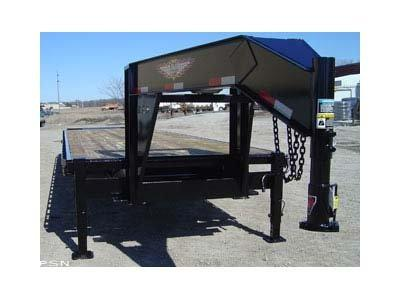 2009 H&H HD35+5 CNVD 40 ft. in Scottsbluff, Nebraska