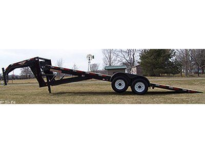 2009 H&H T8.5HD18 GOOSENECK EX in Scottsbluff, Nebraska