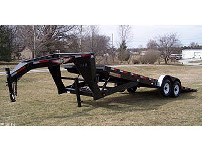 2009 H&H T8.5HD20 GOOSENECK EX in Scottsbluff, Nebraska