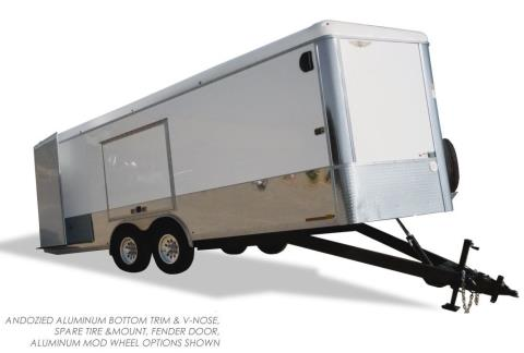 2015 H&H T101.24 PTCR 72 V30 in Scottsbluff, Nebraska