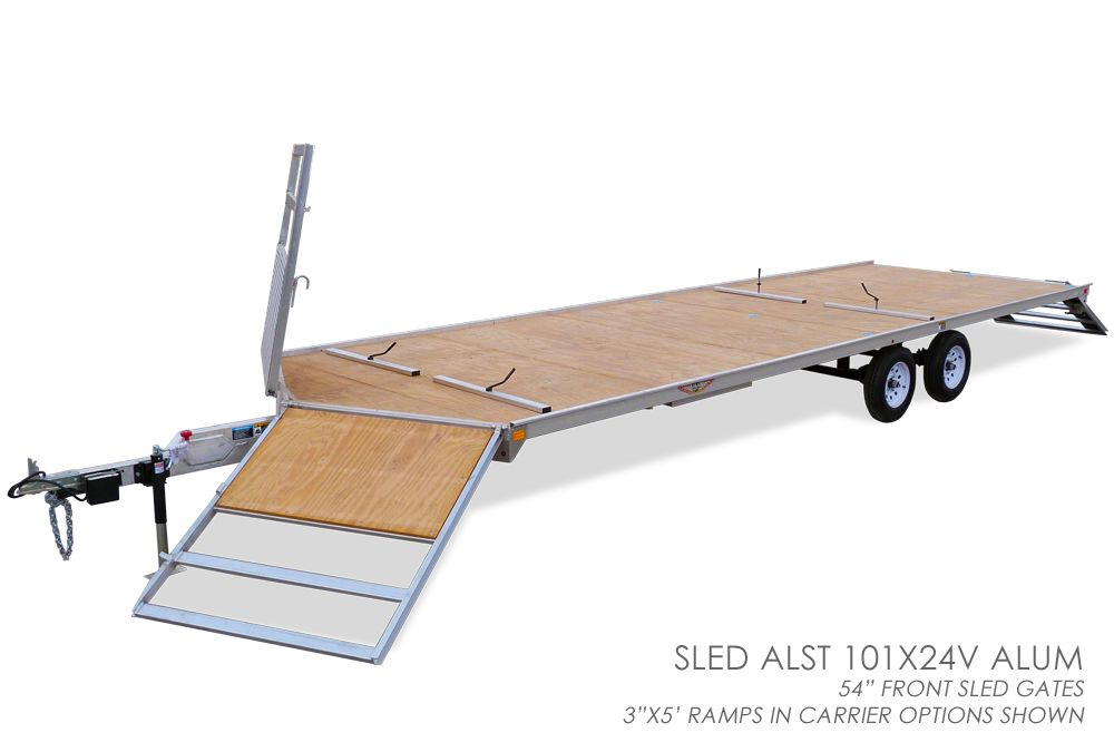 2015 H&H ALST 4-Place Sled in Scottsbluff, Nebraska