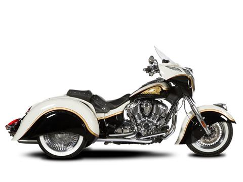 2016 Hannigan Indian Chieftain, Vintage, & Classic Conversion in West Berlin, New Jersey