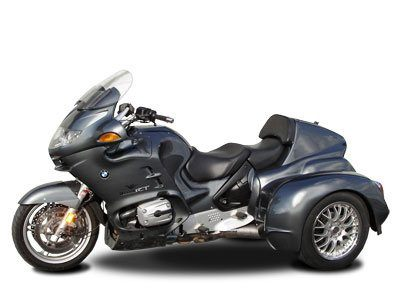 2017 Hannigan BMW R1150RT Trike Conversion in West Berlin, New Jersey
