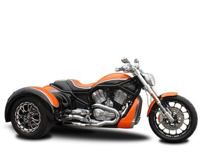 2017 Hannigan Harley-Davidson V-Rod Series Trike Conversion in West Berlin, New Jersey