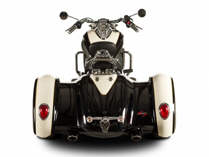 2017 Hannigan Triumph Rocket III Trike Conversion in West Berlin, New Jersey