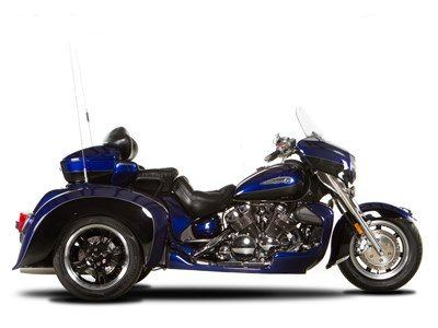 2017 Hannigan Yamaha Royal Star Venture & Tour Deluxe Conversion in West Berlin, New Jersey