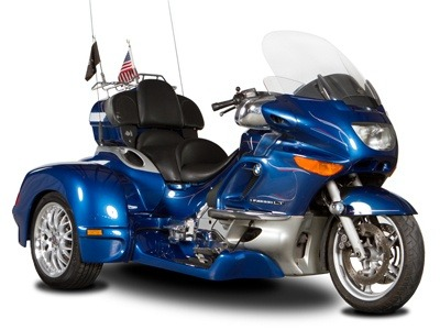 2018 Hannigan BMW K1200LT Conversion in West Berlin, New Jersey