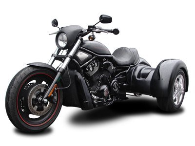 2018 Hannigan Harley-Davidson V-Rod Series Trike Conversion in West Berlin, New Jersey