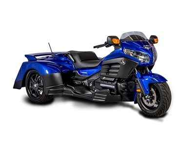 2018 Hannigan Honda F6B Trike Conversion in Winchester, Tennessee