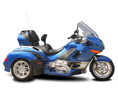 2019 Hannigan BMW K1200LT Conversion in Winchester, Tennessee