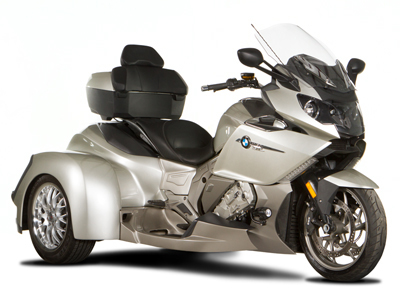 2019 Hannigan BMW K1600GT/GTL Conversion in Winchester, Tennessee - Photo 2