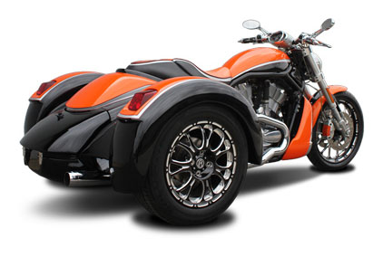 2019 Hannigan Harley-Davidson V-Rod Series Trike Conversion in Winchester, Tennessee - Photo 3