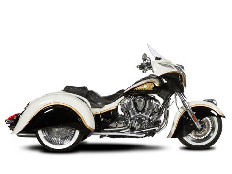 2019 Hannigan Indian Chieftain, Vintage, & Classic Trike Conversion in Winchester, Tennessee