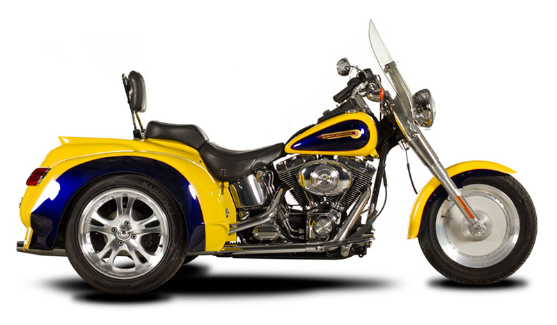 2020 Hannigan Harley-Davidson Softail Series Trike Conversion in Winchester, Tennessee