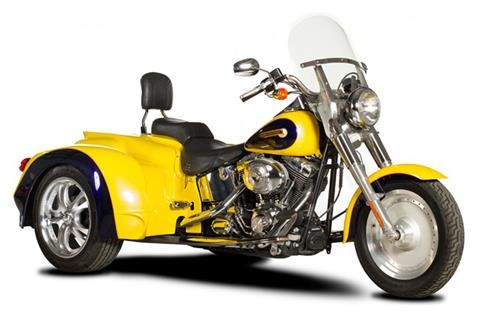 2020 Hannigan Harley-Davidson Softail Series Trike Conversion in Winchester, Tennessee - Photo 2