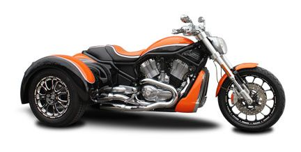 2020 Hannigan Harley-Davidson V-Rod Series Trike Conversion in Winchester, Tennessee - Photo 1