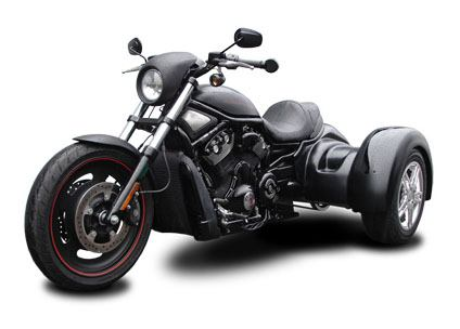 2020 Hannigan Harley-Davidson V-Rod Series Trike Conversion in Winchester, Tennessee - Photo 3