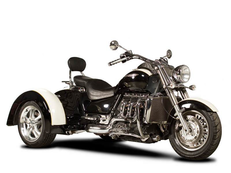 2020 Hannigan Triumph Rocket III Trike Conversion in Winchester, Tennessee - Photo 2