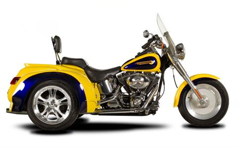 2021 Hannigan Harley-Davidson Softail Series Trike Conversion in Winchester, Tennessee - Photo 1