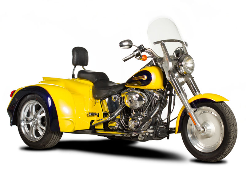 2021 Hannigan Harley-Davidson Softail Series Trike Conversion in Winchester, Tennessee - Photo 2