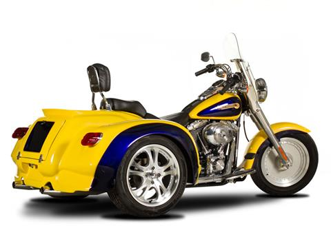 2021 Hannigan Harley-Davidson Softail Series Trike Conversion in Winchester, Tennessee - Photo 3