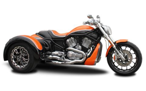 2021 Hannigan Harley-Davidson V-Rod Series Trike Conversion in Winchester, Tennessee