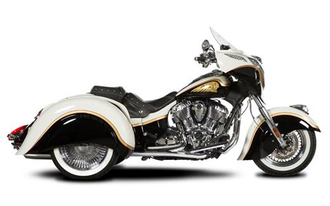 2021 Hannigan Indian Chieftain, Vintage, & Classic Trike Conversion in Winchester, Tennessee