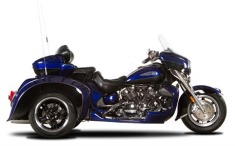 2021 Hannigan Yamaha Royal Star Venture & Tour Deluxe Conversion in Winchester, Tennessee